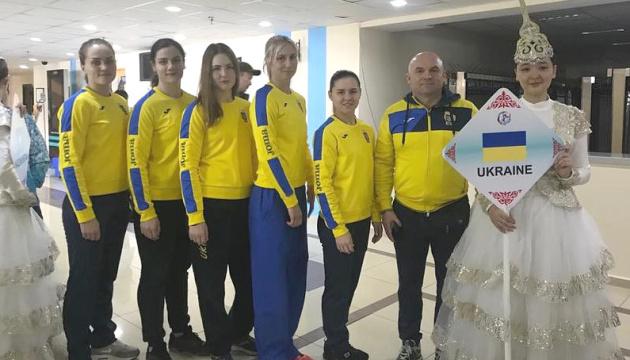 Українські дівчата вибороли три місця у міжнародному турнірі з боксу