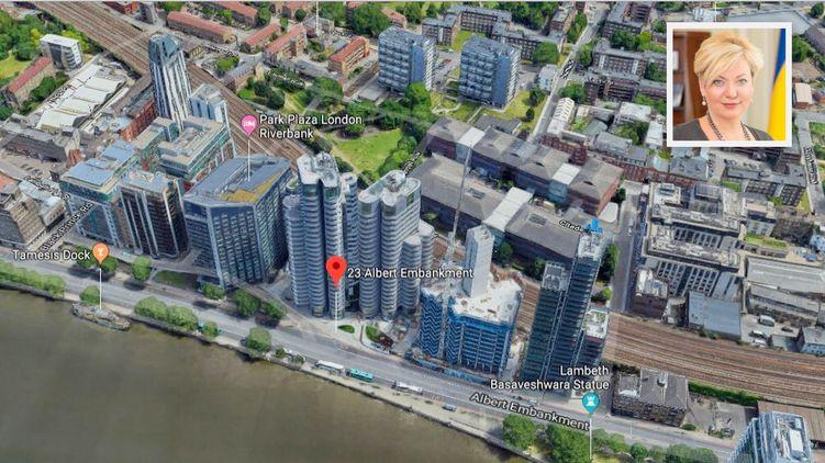 """""""Маленька двокімнатна квартирка"""": В Мережі показали апартаменти Гонтаревої в Лондоні за 200 тисяч в місяць"""