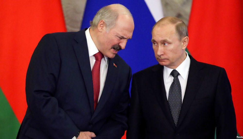 Лукашенко зробив різку заяву на адресу Росії, в Путіна роздратовані