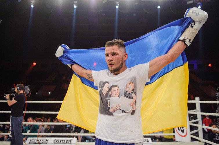 Непереможний український боксер Денис Берінчик проведе перший захист титулу WBO International на Батьківщині