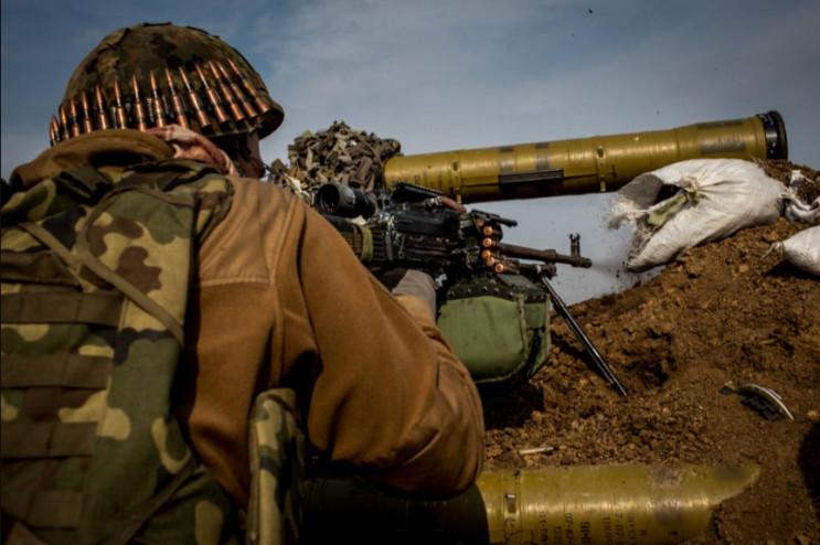 Бойовики почали наступ позиції ЗСУ. Відповідь не забарилась!