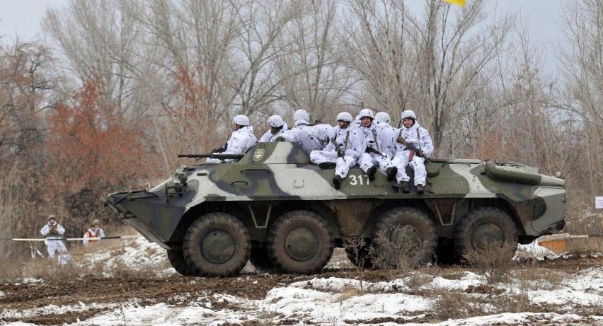 Надійно контролюємо прифронтову зону на Донбасі. Заява Сергія Наєва