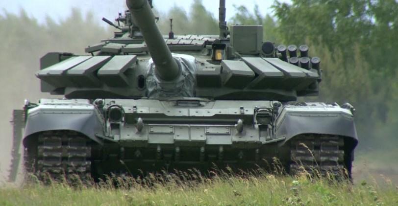 """ЗСУ на Донбасі знищили хвалений російський танк """"Привид"""". Навіть не відчули!"""