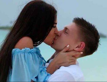 Футболіст збірної України відгуляв весілля в елітному ресторані Києва, фото молодят