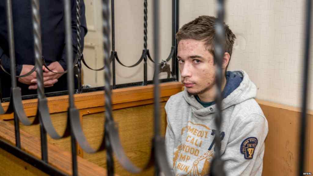 """""""Визнати винним"""":  українському політв'язню Павлу Грибу оголосили вирок"""