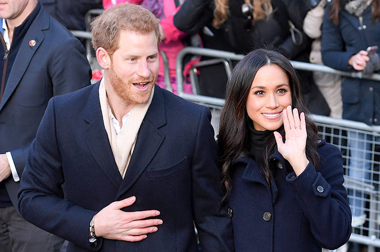 """""""Йому так йде ця роль"""": Принц Гаррі охрестив дитину. Зібралася вся королівська родина"""