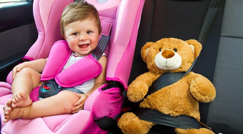 Обережно, діти в авто: що потрібно знати про нові штрафи для водіїв