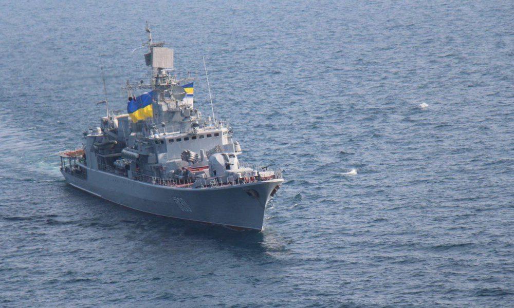 Фрегат і ракетний катер! Українські кораблі підняті по тривозі