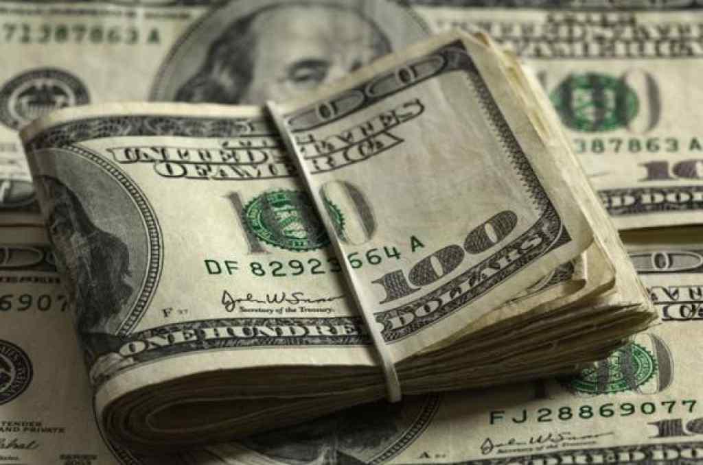 В Україні зросла ціна на долар і завмерла на євро