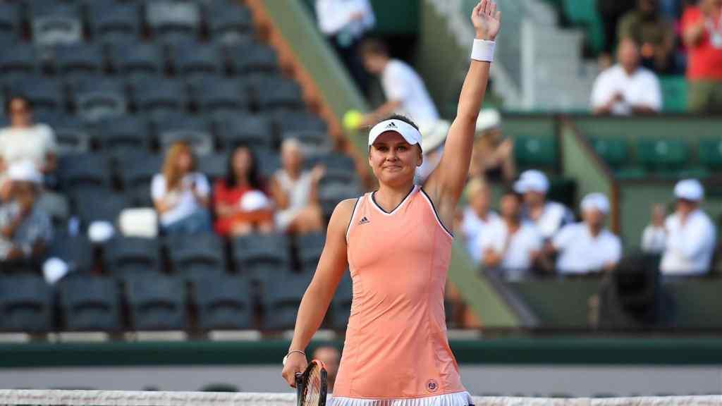 Блискуча перемога української спортсменки: Катерина Козлова вийшла у фінал кваліфікації турніру в Маямі