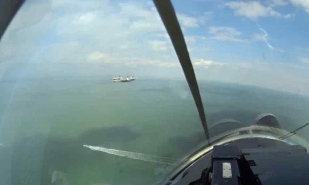 Україна підняла бойову авіацію над азовським морем: Ні єдиного шансу ворогу