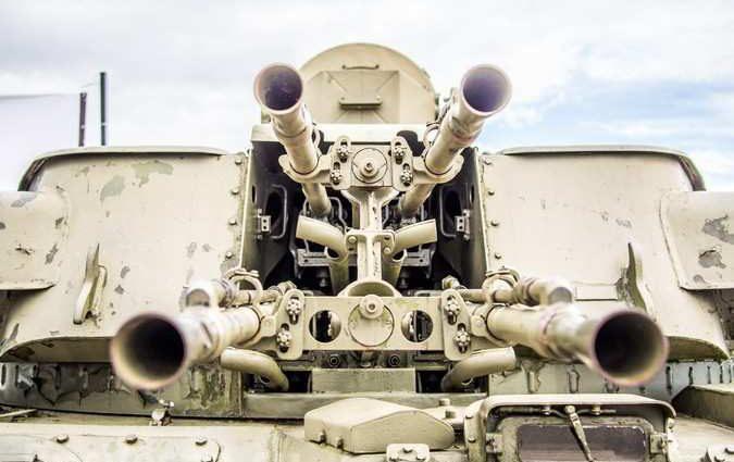 Українські бійці розбили підступні плани бойовиків. Збили і не відчули!