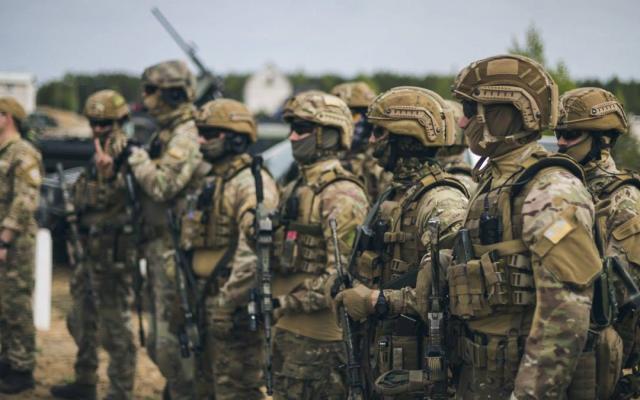 Українські військові дали потужну відсіч проросійським бойовикам
