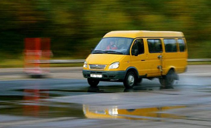 У Києві водій маршрутки жорстоко побив пасажира за сперечання