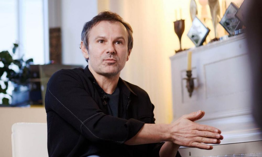 Вакарчука висувають міністром: з'явилося термінове звернення співака