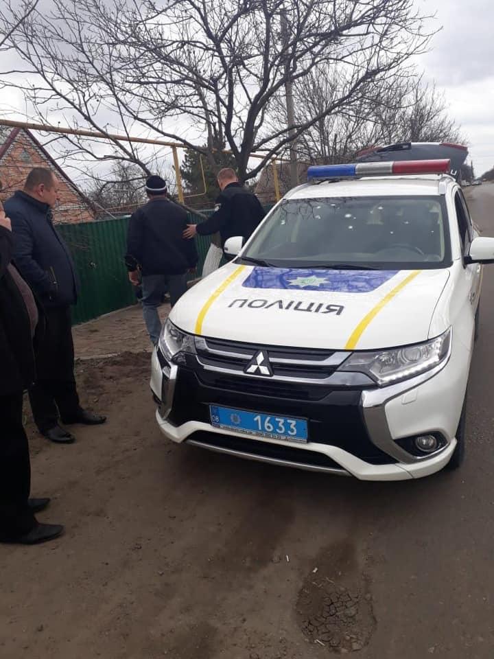 Чоловік викликав поліцію і кинув у поліцейських гранату: У Запорізькій області затримали злочинця
