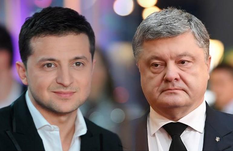Зеленський зізнався, що Порошенко закликав його працювати на свій телеканал