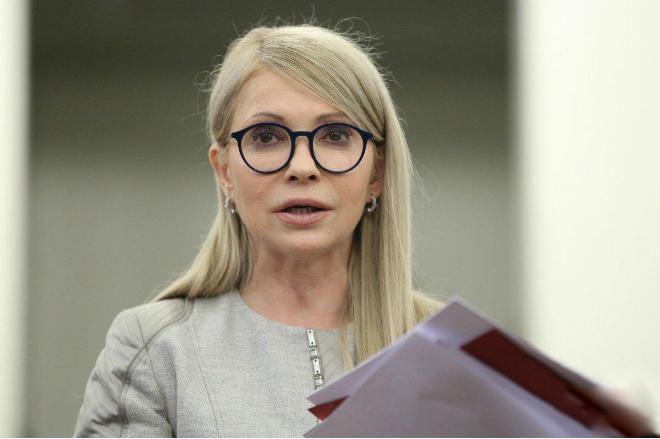 """""""Треба терпіти ще півроку?"""": Юлія Тимошенко вимагає сформувати новий уряд до парламентських виборів"""