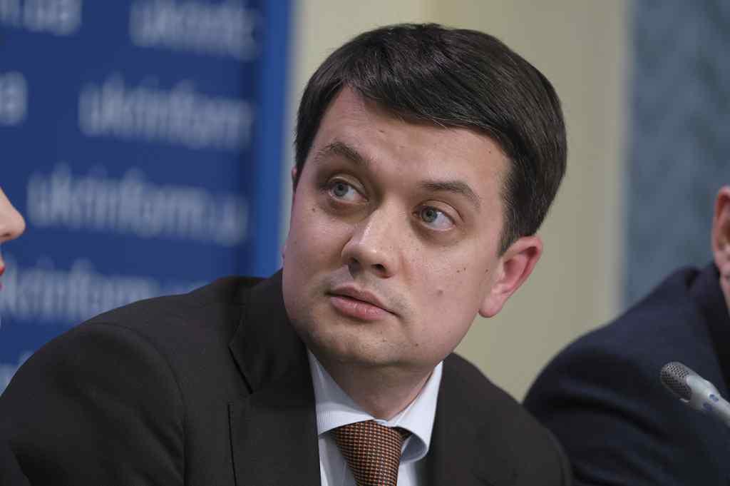 """""""Є певні часові обмеження"""": Разумков назвав причину можливого розпуску Парламенту"""