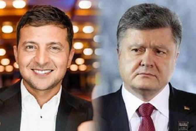 """""""Запрошую і глядачів і ЗМІ"""": Порошенко призначив точну дату дебатів з Зеленським. І це не 19 квітня"""