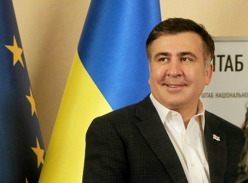 """""""Ще трошки потерплю"""": Саакашвілі зробив заяву про заборону в'їзду в Україну"""