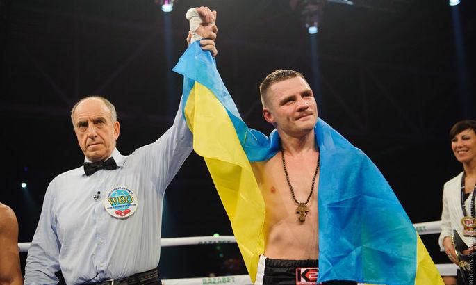 Чемпіон: Українець Денис Берінчик переміг японця Аракаву і захистив титул WBO International