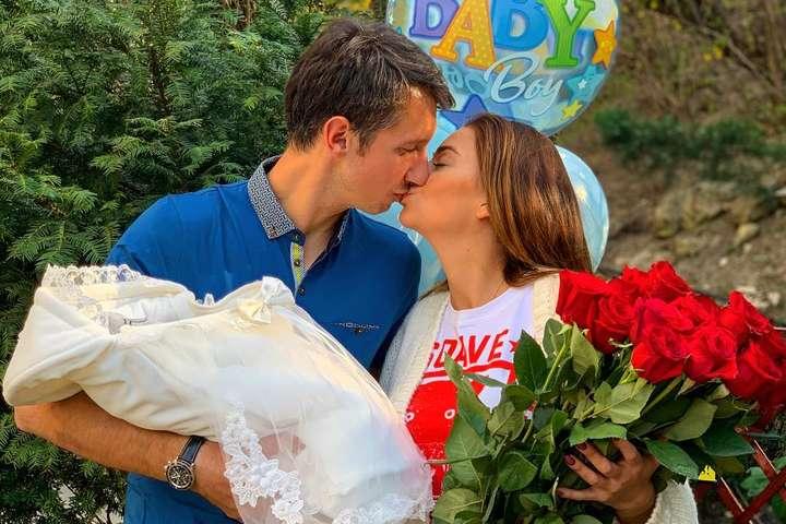 Знаменитий український спортсмен став татом