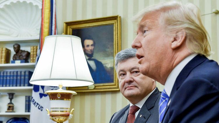 """В США чекають Зеленського на зустріч, а Порошенко – на допит"""". Як в Білому Домі розкручується справа проти України"""