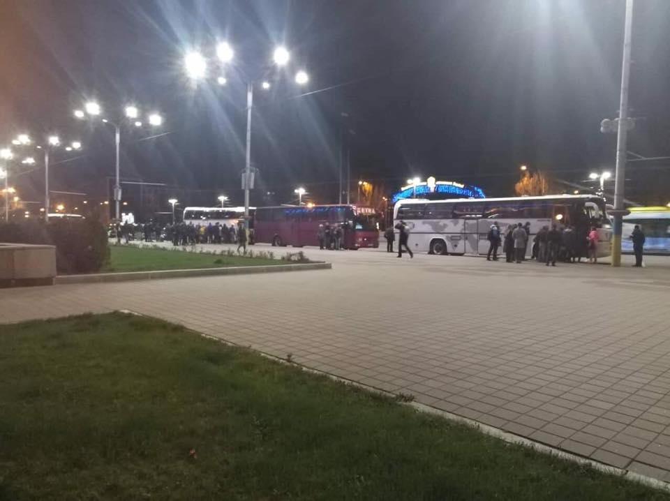 """Более 10 000 силовиков будут охранять порядок во время дебатов на """"Олимпийском"""", - полиция - Цензор.НЕТ 3963"""
