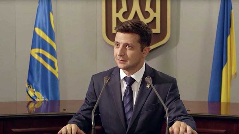 Мовне питання в Україні: стало відомо про позицію Володимира Зеленського
