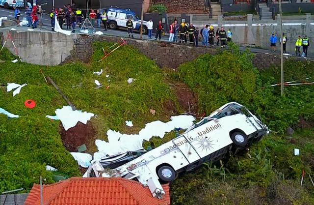 Моторошна ДТП в Португалії: відомо, чи є українці серед 50 жертв