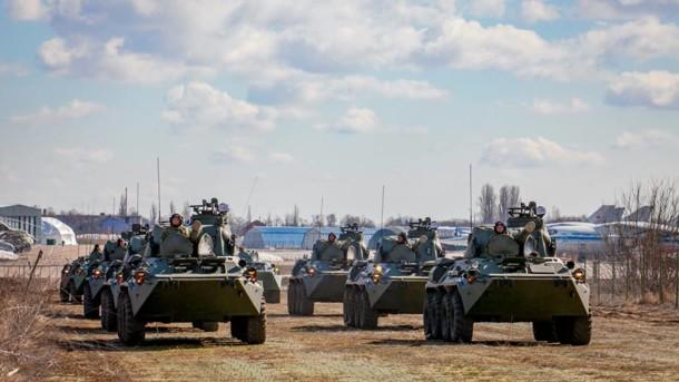 Українська розвідка повідомила тривожні дані! Окупанти почали посилено нарощувати сили