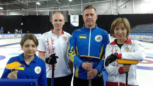 Збірна України не змогла вибороти перемоги у  Білорусі на чемпіонаті світу