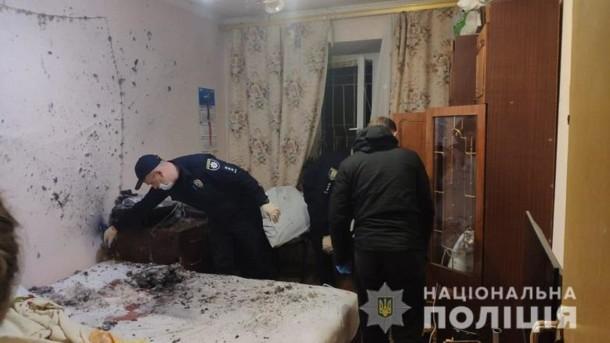 Число жертв після вибуху гранати у Києві зросло