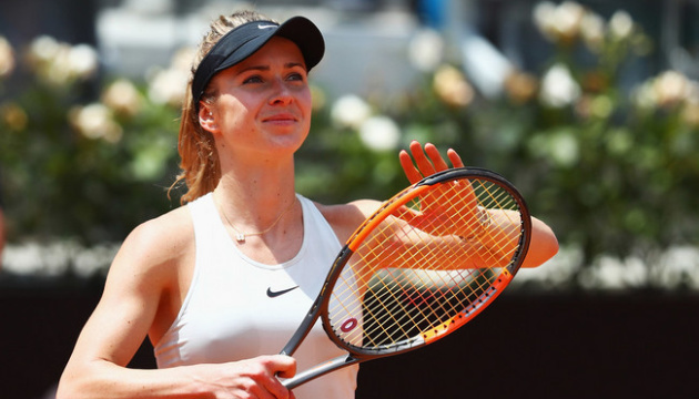 """""""Перша ракетка"""" України Еліна Світоліна піднялась на 6-те місце у рейтингу WTA"""
