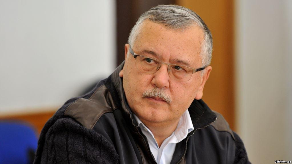 """""""Ні"""" чинній владі – її брехні, корупції і мародерству"""": Гриценко різко прокоментував попередні результати виборів президента"""