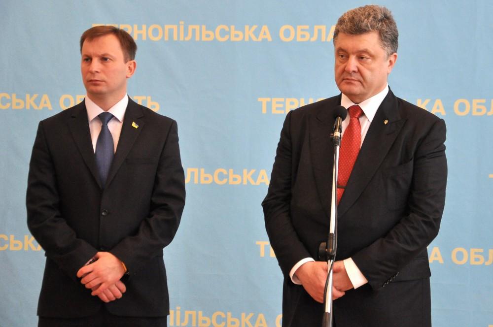 Ефект доміно: Вслід за іншими губернаторами у відставку подає голова Тернопільської ОДА Барна