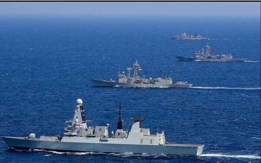 Притиснути Росію в морі: США і НАТО розробили потужний план придушення