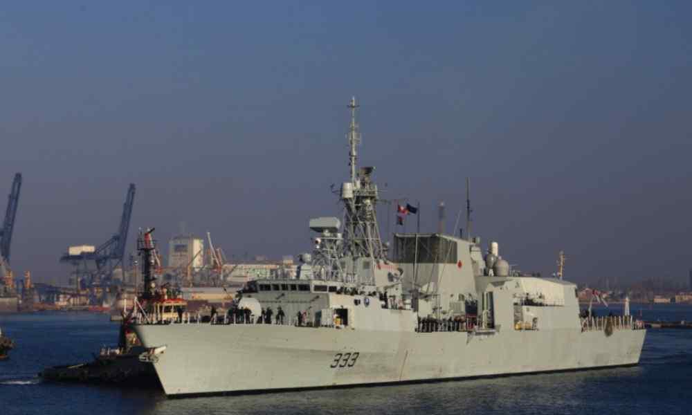 Важливо! Два красені-фрегати НАТО вже в Одесі: артилерія та ракети на борту