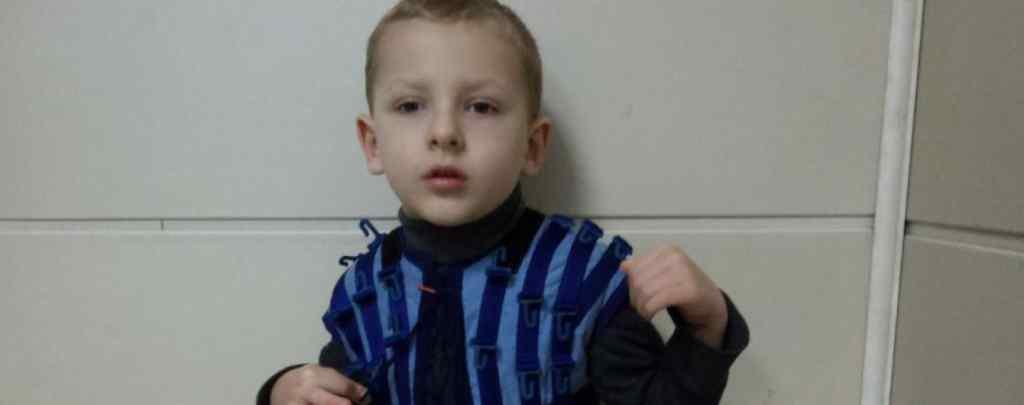 Батьки Станіславчика просять допомоги в лікуванні сина