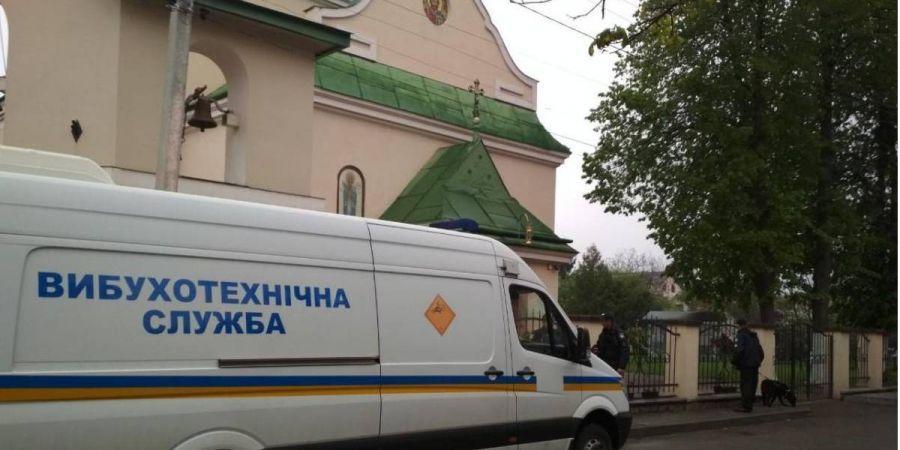 Головні місця львівських вірян: У Львові на Великдень замінували сім храмів