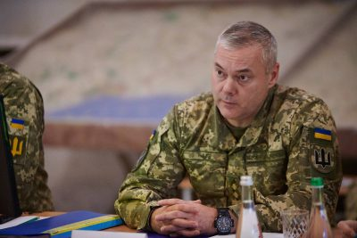 Армія просувається вглиб Донбасу! Генерал Наєв заявив про звільнення територій