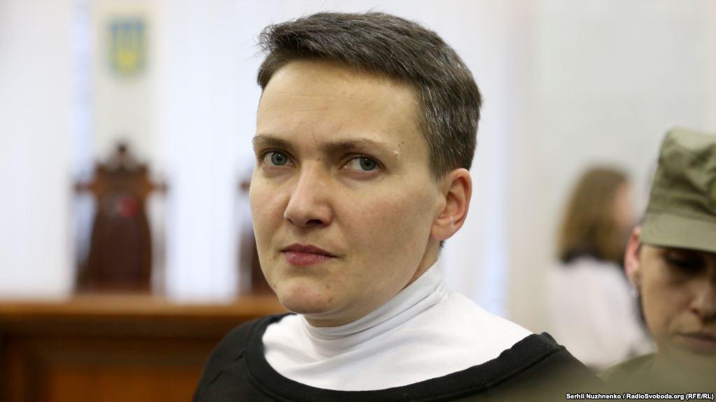 """""""Луценко звинуватив мене у тому, що зробив сам"""": несподівана заява Надії Савченко"""