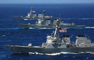 30 американских кораблів та інша техніка мчать у Чорне море: що відбувається?