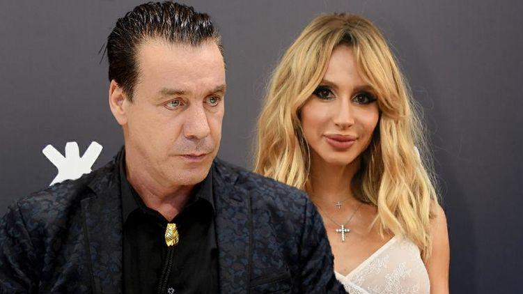 """Подруга чи кохана? Соліст гурту """"Rammstein"""" відповів на запитання про стосунки з Лободою"""