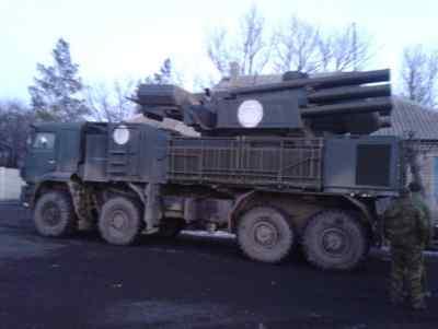 """""""Панцир-С1""""! На Донбасі помітили небезпечну зброю з РФ. Задіюють ППО?"""