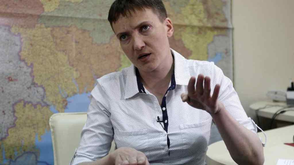 """""""За особистим наказом Порошенка"""": Савченко у прямому ефірі звинуватила екс-президента у трагедії в Балаклеї"""