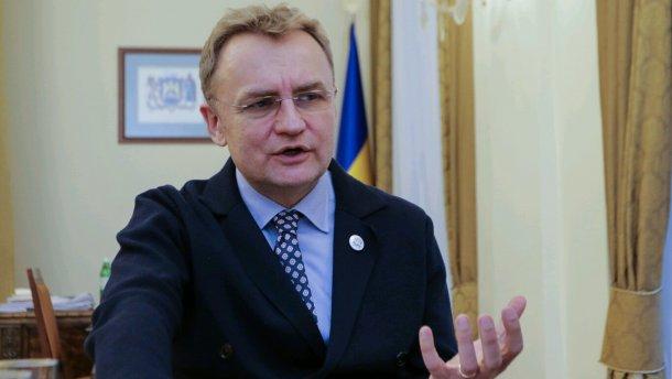 Садовий заявив, що «Самопоміч» підтримує призначення інавгурації Зеленського на 19 травня