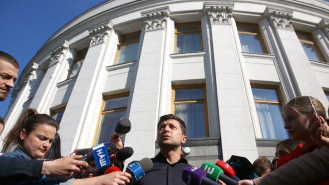 Парламент необхідно розпустити: У Зеленського звернулися до Верховної Ради