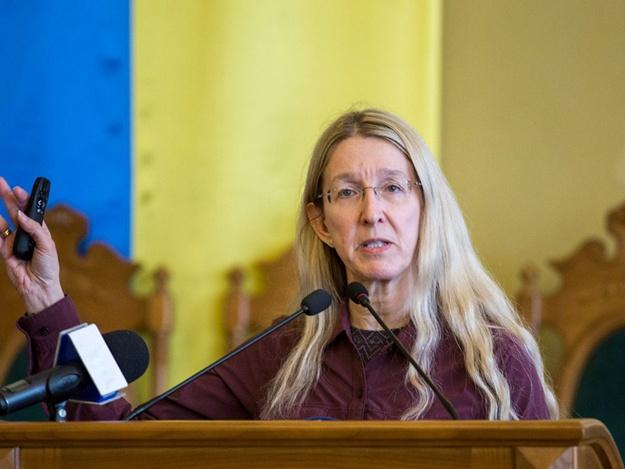 Очільниця МОЗ Супрун розповіла, чому виїхала з України одразу після інавгурації Зеленського